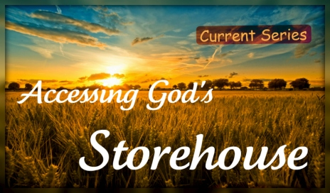 Image result for God's storehouse picture
